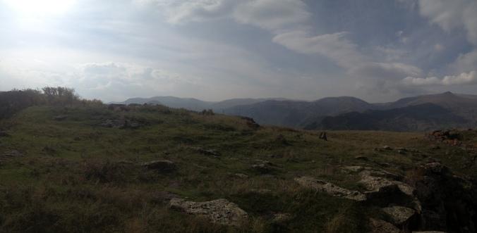 land near Aspindza