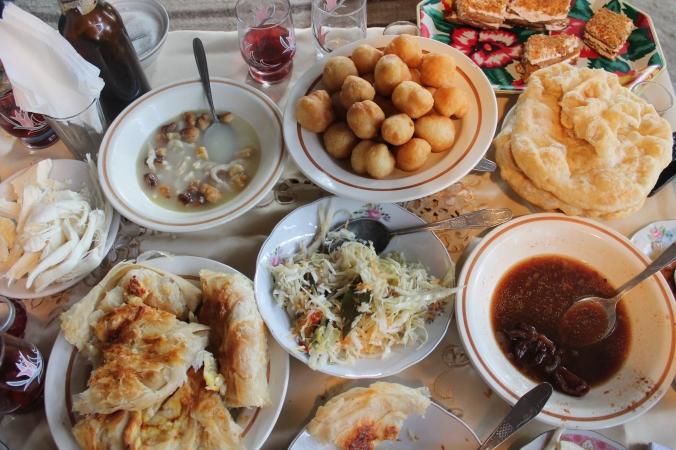 Meskhetian feast